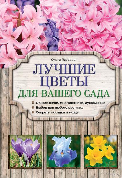 Лучшие цветы для вашего сада. О. Городец
