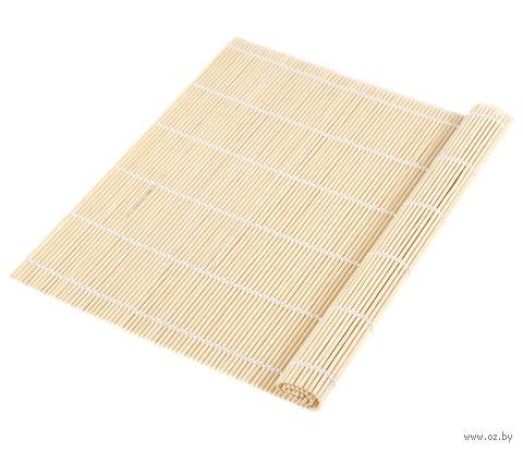 Подставка сервировочная бамбуковая (300х400 мм; арт. JM10-187)
