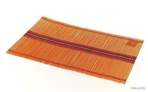 Подставка сервировочная бамбуковая (300х450 мм; арт. 4900011)
