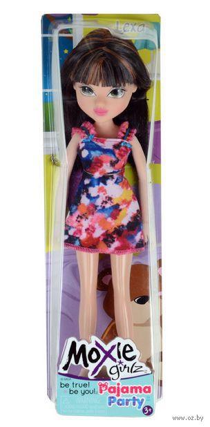 """Кукла """"Moxie Girlz. Пижамная вечеринка. Лекса"""""""