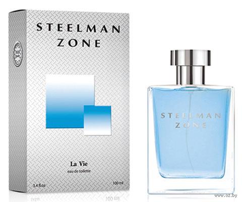 """Туалетная вода для мужчин """"Steelman Zone"""" (100 мл)"""