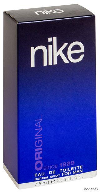 "Туалетная вода для мужчин ""Nike. Original"" (75 мл)"