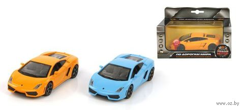 "Модель машины ""Lamborghini Gallardo LP560"" (масштаб: 1/32)"