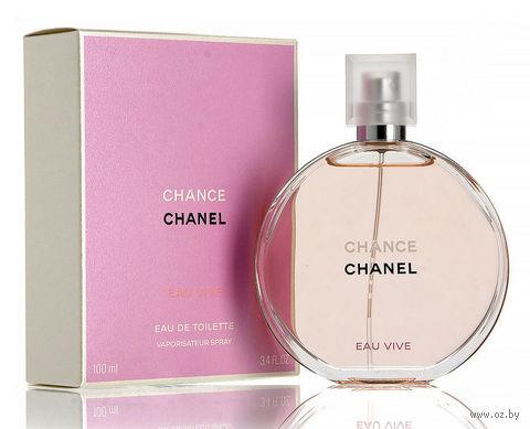"""Туалетная вода для женщин Chanel """"Chance eau Vive"""" (100 мл)"""