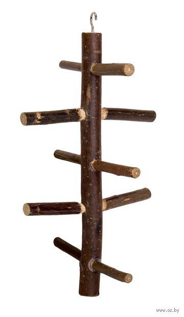 Лесенка для птиц (27 см) — фото, картинка