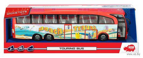 """Модель машины """"Автобус туристический"""" (масштаб: 1/43) — фото, картинка"""
