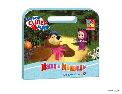 """Магнитный театр """"Маша и Медведь"""" — фото, картинка"""
