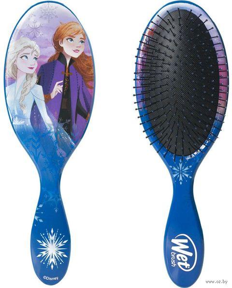 """Расчёска для волос """"Frozen 2. Sisters"""" — фото, картинка"""