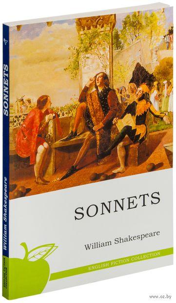 William Shakespeare. Sonnets. Уильям Шекспир