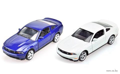 """Модель машины """"Ford Mustang GT"""" (масштаб: 1/32)"""