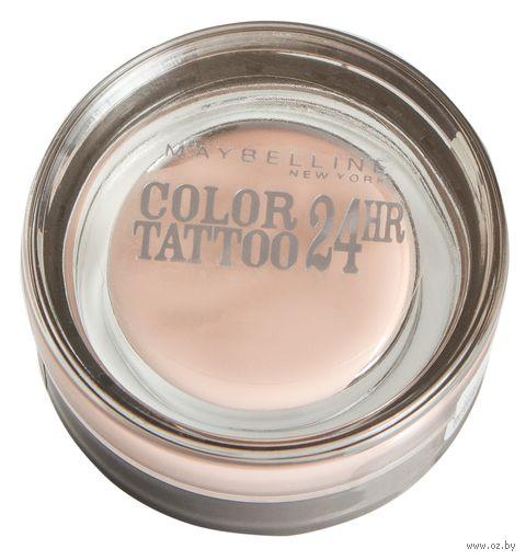 """Тени для век """"Color Tattoo 24 часа"""" (тон: 91, розовый зефир) — фото, картинка"""