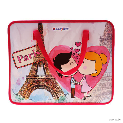 """Папка-портфель """"Париж"""" (А4) — фото, картинка"""