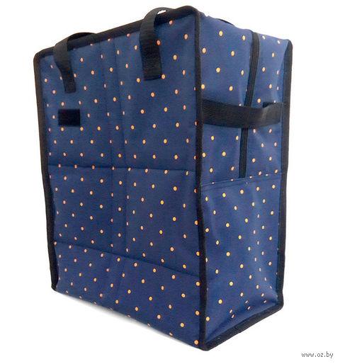 Сумка-холодильник (синий) — фото, картинка