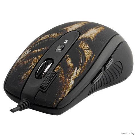 Лазерная игровая мышь A4Tech XL-750BH — фото, картинка