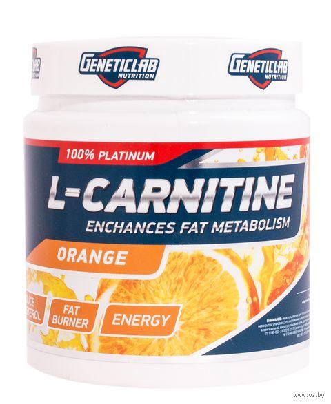 """Л-карнитин """"L-Carnitine Powder"""" (150 г; апельсин) — фото, картинка"""