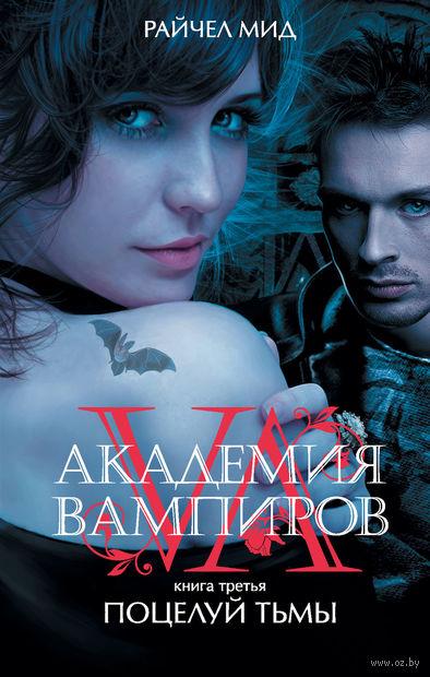 Академия вампиров. Книга 3. Поцелуй тьмы — фото, картинка