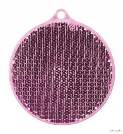 """Фликер """"Круг"""" (розовый; арт. 51003.65)"""