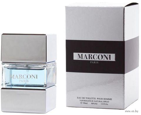 "Туалетная вода для мужчин ""Marconi"" (90 мл)"