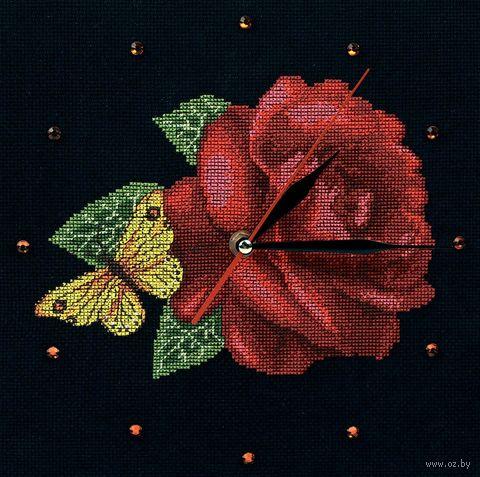 """Вышивка крестом """"Время роз"""""""
