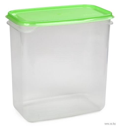 """Контейнер для хранения продуктов """"Venecia"""" (1,5 л; киви) — фото, картинка"""