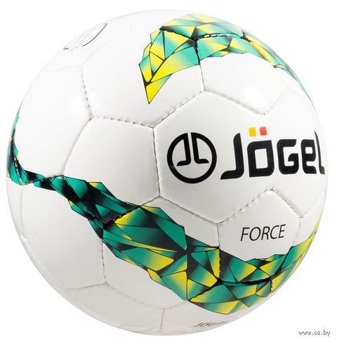 """Мяч футбольный Jogel JS-450 """"Force"""" №4 — фото, картинка"""