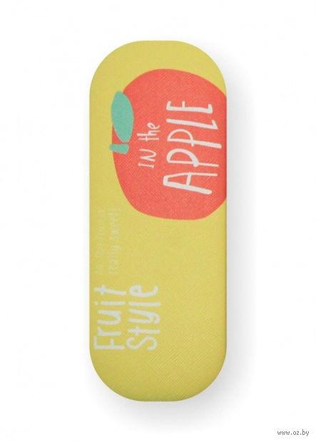 "Футляр для очков ""Fruit Style. Яблоко"" — фото, картинка"