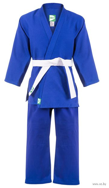 Кимоно дзюдо MA-302 (р. 0/130; синее) — фото, картинка