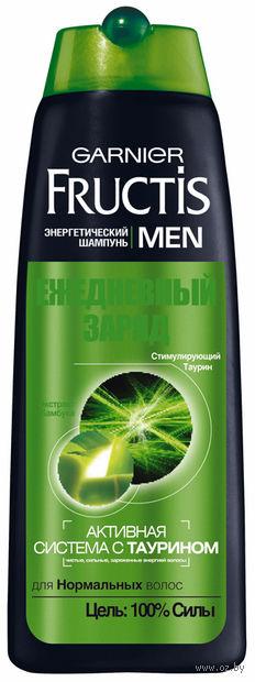 """Шампунь для волос """"Ежедневный заряд"""" (400 мл)"""