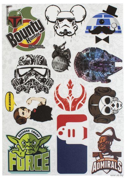 "Набор виниловых наклеек №40 ""Star Wars"" — фото, картинка"