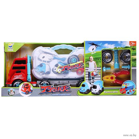 "Игровой набор ""ToolBox"" (арт. DV-T-813) — фото, картинка"