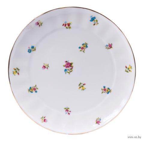 Тарелка фарфоровая (190 мм) — фото, картинка