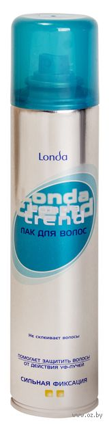 """Лак для волос """"Londa Trend. Сильная фиксация"""" (250 мл)"""