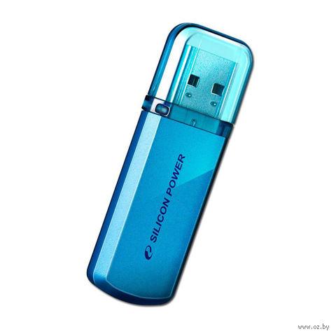 USB Flash Drive 8Gb Silicon Power Helios 101 (Blue)