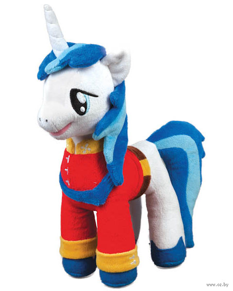"Мягкая музыкальная игрушка ""My Little Pony. Принц Армор"" (25 см)"