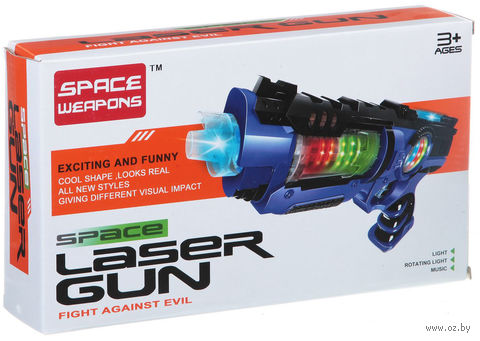 """Пистолет """"Space Weapons"""""""