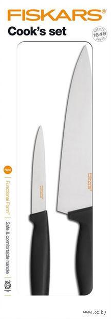 Набор ножей Functional Form Fiskars (2 шт.; арт. 1014198)