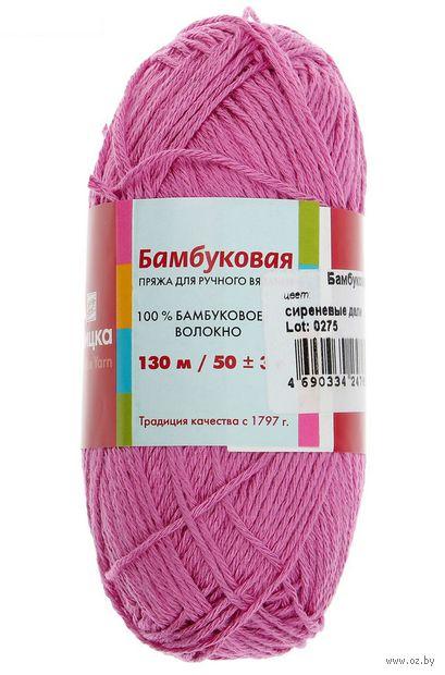 Пряжа из Троицка. Бамбуковая №153 (50 г; 130 м) — фото, картинка