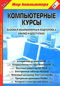 Компьютерные курсы: Базовая компьютерная подготовка кратко и доступно