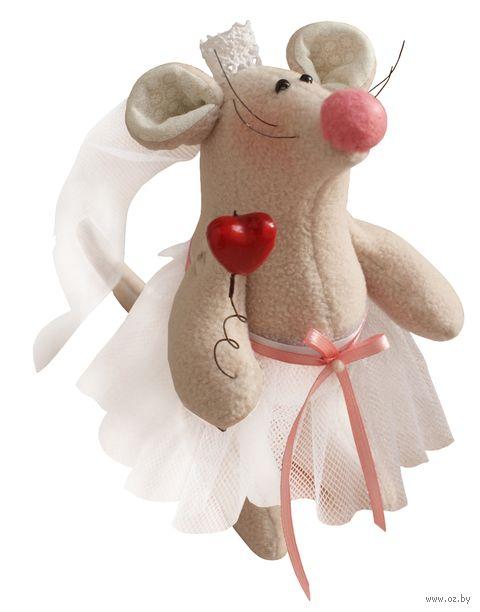 """Набор для шитья из ткани """"Невеста"""" — фото, картинка"""