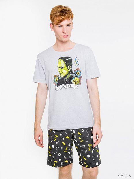 """Пижама мужская """"591021"""" — фото, картинка"""