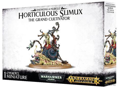 Warhammer Age of Sigmar. Daemons of Nurgle. Horticulous Slimux (83-43) — фото, картинка
