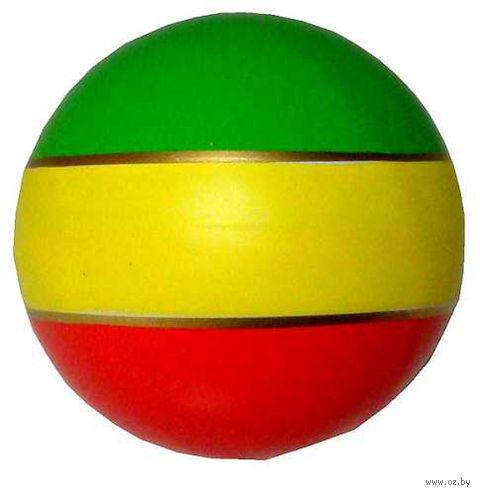 """Мяч """"С полосой"""" (10 см) — фото, картинка"""