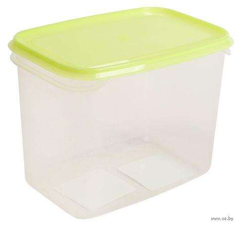 """Контейнер для хранения продуктов """"Venecia"""" (1 л; киви) — фото, картинка"""