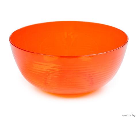 "Салатник ""Fresh"" (1 л; апельсин) — фото, картинка"