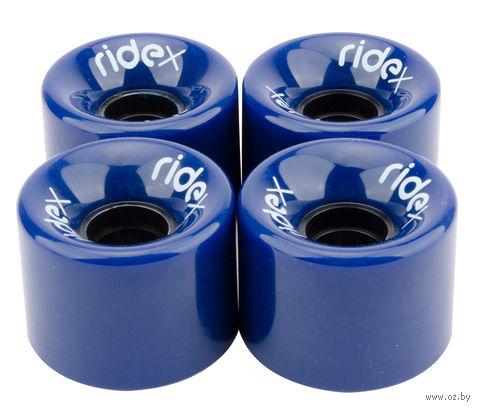 Комплект колес для круизеров SW-200 (4 шт.; тёмно-синий) — фото, картинка