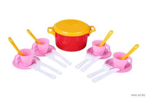 "Набор детской посуды ""Хозяйка"" (арт. М2225) — фото, картинка"