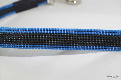 Поводок-водилка (40 см; синий; арт. stm 064P) — фото, картинка