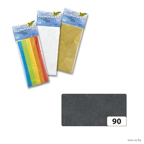Бумага папиросная (черный; 500х700 мм; 5 листов)