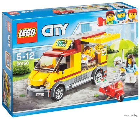 "LEGO City ""Фургон-пиццерия"" — фото, картинка"