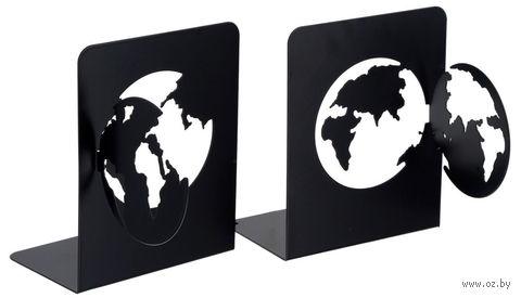 """Декоративная подставка-ограничитель для книг """"Планета"""" — фото, картинка"""